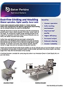 Technical Bulletin: Dust-Free Dividing & Moulding
