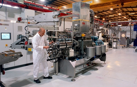 Press Article: Extrusion brings versatility to food industry