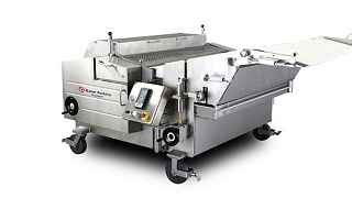 TruClean™ 390 Rotary Moulder