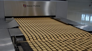 Complete Biscuit, Cookie & Cracker Process Lines