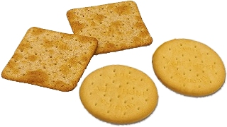 Sheet Formed Biscuits & Crackers