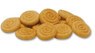 3D Moulded Biscuits