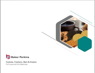 Brochure: Biscuits, Cookies, Crackers, Bars & Snacks