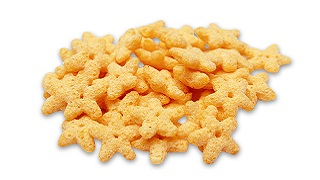 Star-Shaped Cereals
