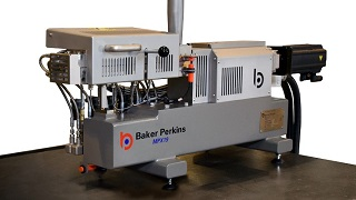 MPX19 Benchtop Twin-Screw Extruder