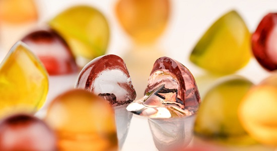 Gummy Caps combine the benefits of gummies with the efficient delivery of a capsule